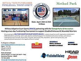 MACS FLYER - FUNDRAISING TOURNAMENT (MET