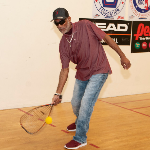 18 AUG Recreation Riverview Paddle ball