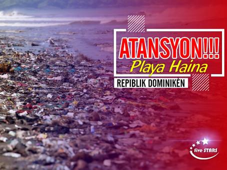 Playa Haina, République Dominicaine