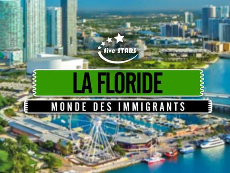 Floride, Eta ki aksepte plis imigran nan etazini.