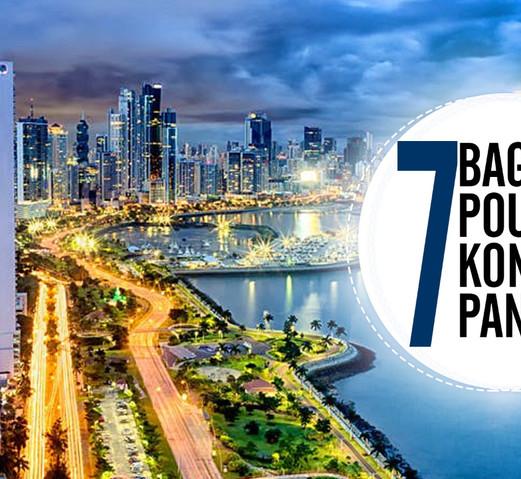 7 Bagay pouw konnen sou Panama