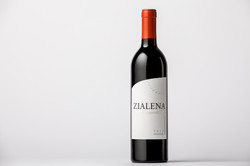 ZIALENA brand + label design