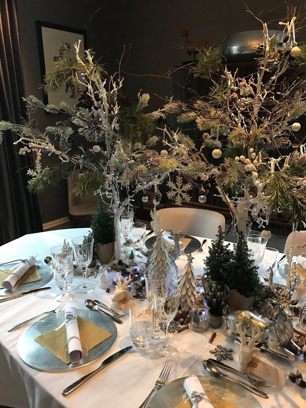 Bespoke Table Arrangements
