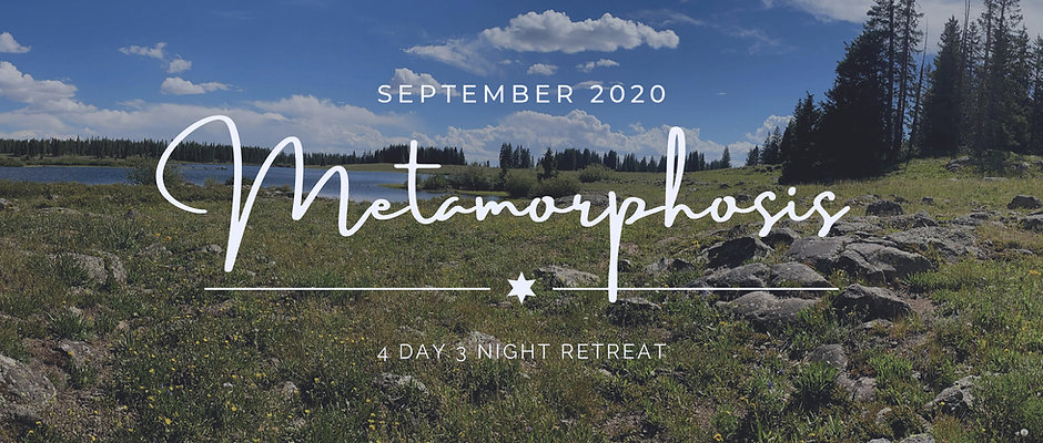 Refundable Down-payment | Metamorphosis Pilot Retreat
