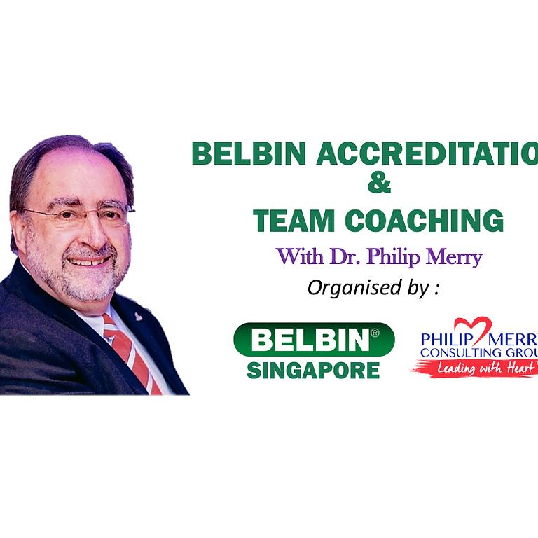 Belbin Accreditation & Team Coaching