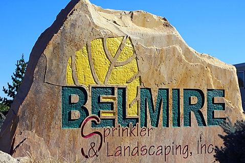 BELMIRE Front Sign