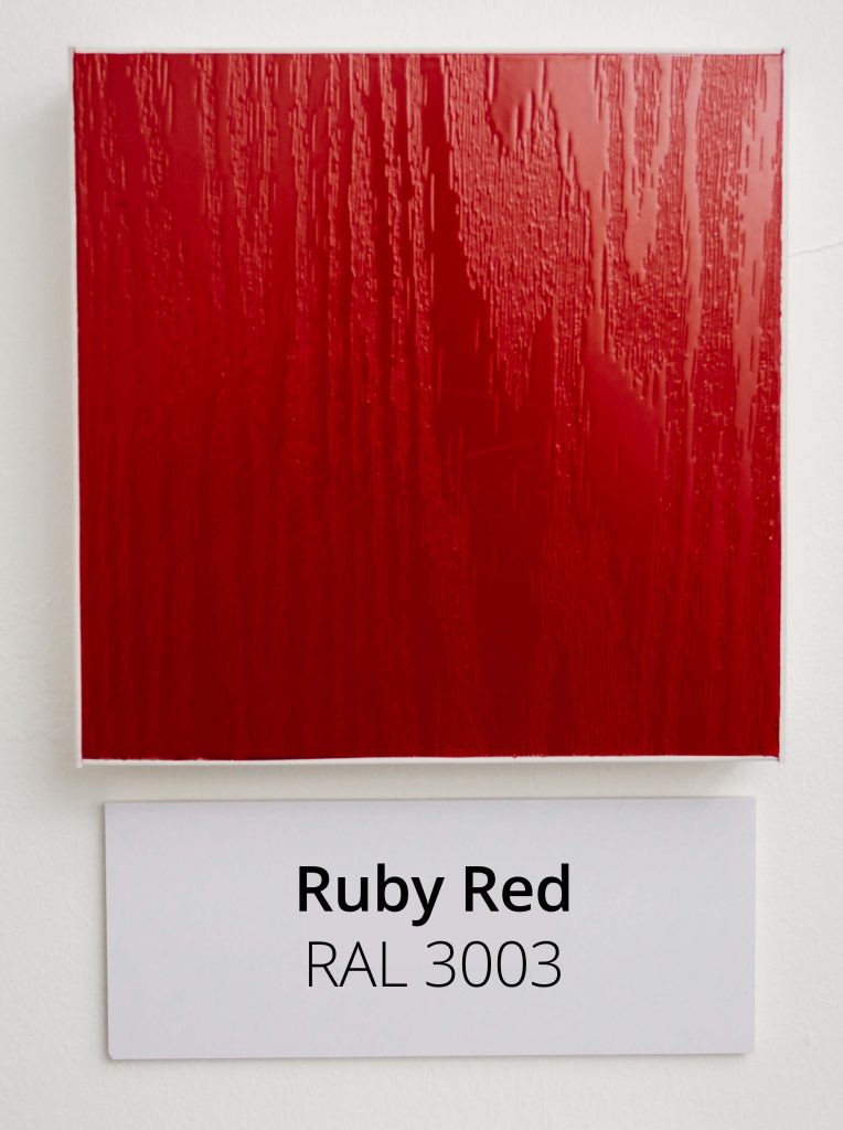 Ruby-Red-RAL-3003