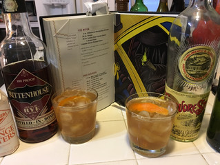 Winter cocktail time