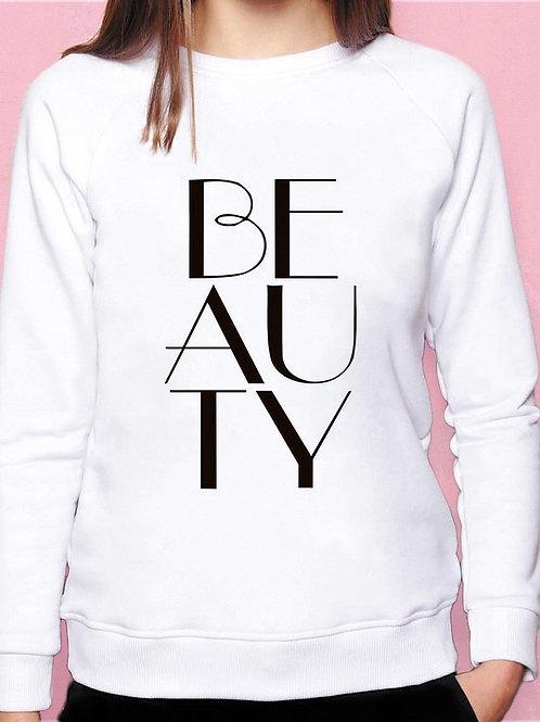 Свитшот Beauty