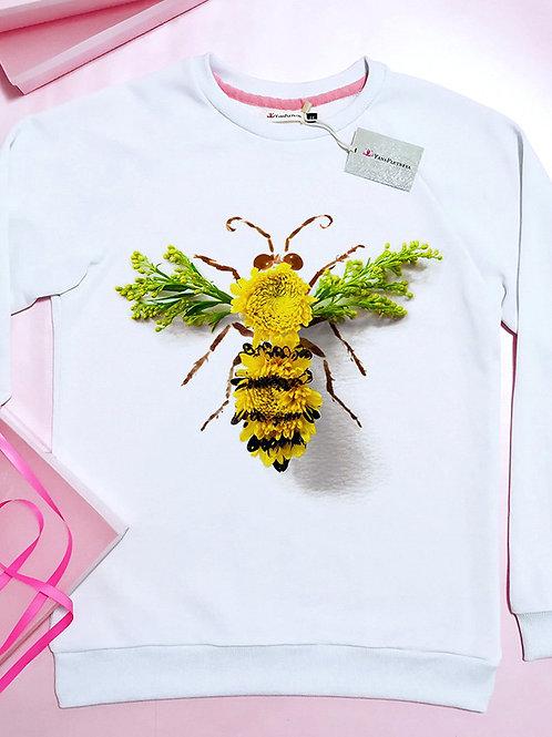 Свитшот Пчела