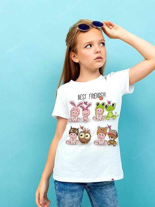 Детская футболка Yana Pletneva
