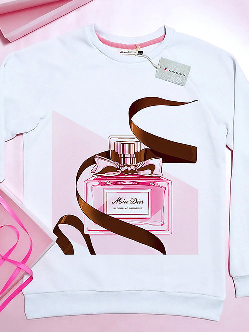 Свитшот Miss Dior Blooming Bouguet