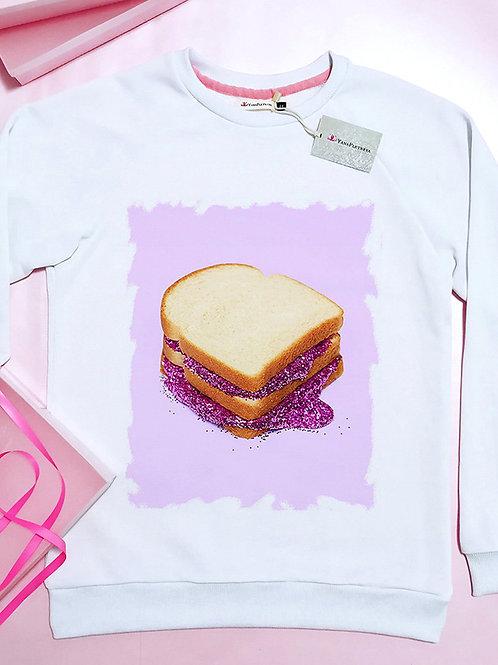 Свитшот Бутерброд