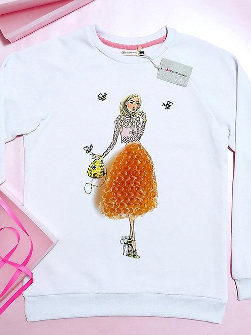 Свитшот Королева пчёл