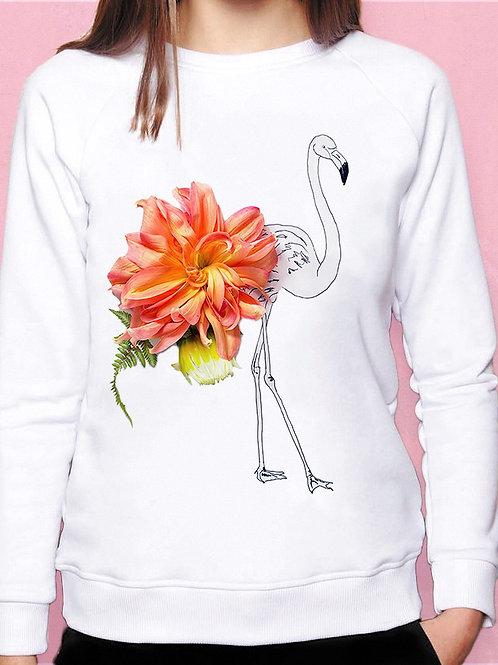 Свитшот Фламинго