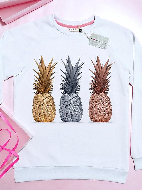 Свитшот Железный ананас