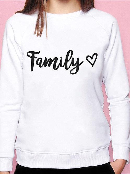 Свитшот Love Family