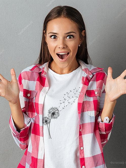 Женская футболка Yana Pletneva
