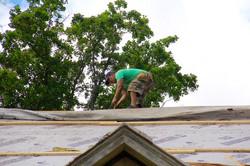 Franklin Street Roof Repair