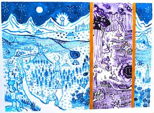 Forest / Overworld (Purple)