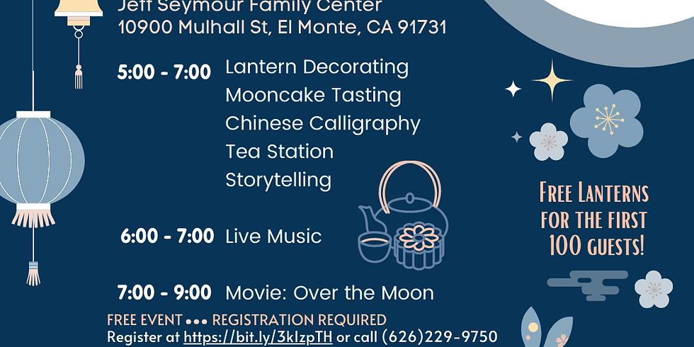 El Monte Mid Autumn Moon Festival