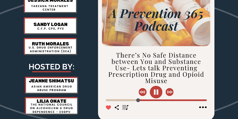 NPW: A Prevention 365 Podcast
