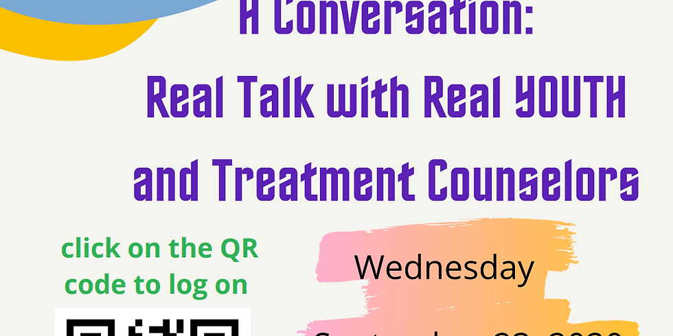 A Conversation: Real Talk with Real Youth