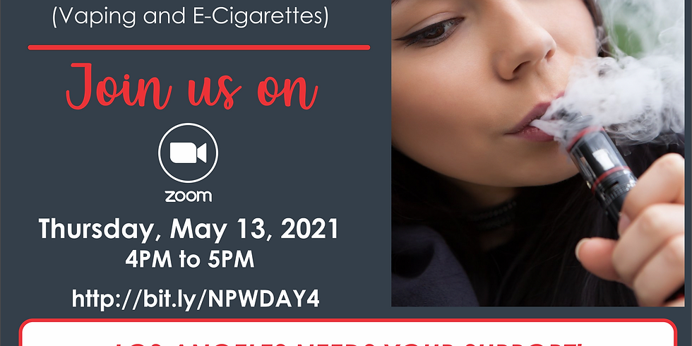 NPW: Preventing Youth Tobacco Use