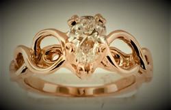 Twisted RoseGold Engagement 1.JPG
