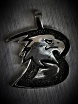 Bald Eagles Little League Pendant.JPG