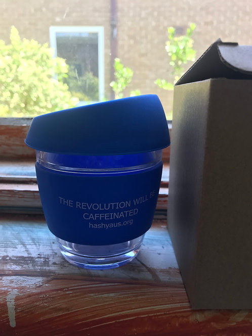 Hashy Reusable Coffee Cup