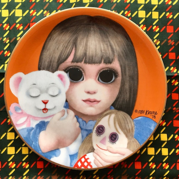 Kitschy Plate