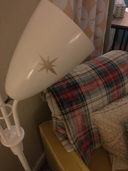 Wall Stickers on lamp