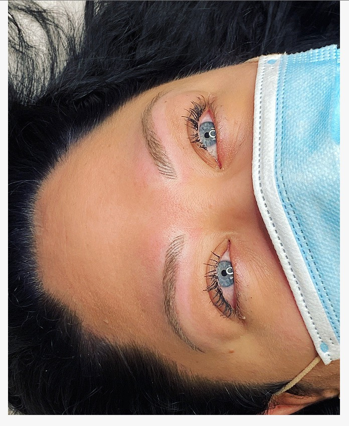 Healed Combination Brows