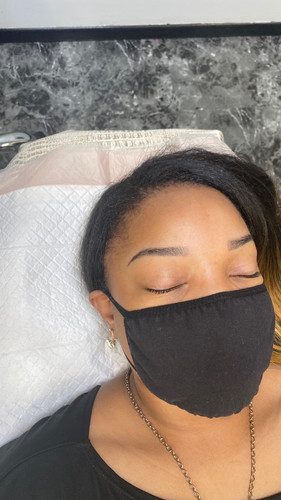 Healed Ombre' Powder Brows