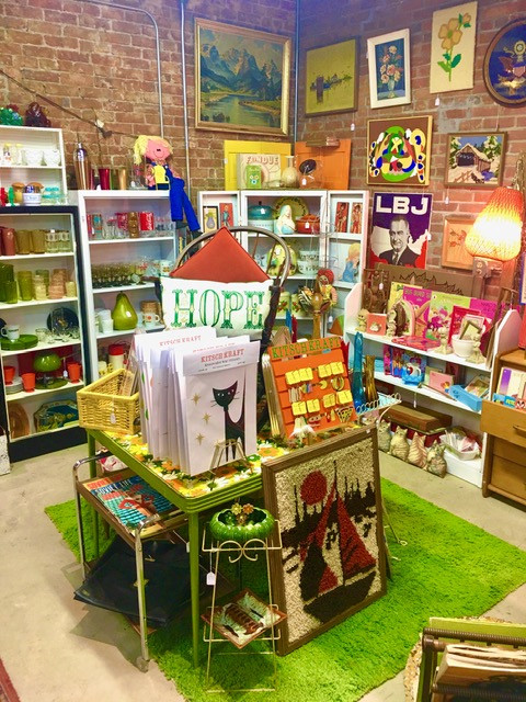 Kitschy Booth