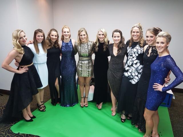 GB Women's Hockey SPOTY