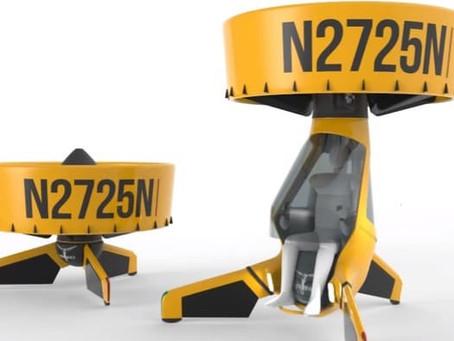 Airvinci sort un prototype d'hélicoptère caréné prêt à décoller