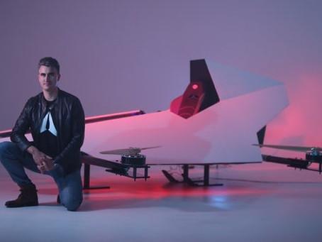 Les premières courses de voitures volantes pourraient débuter en Australie