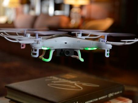 Sécurité : le drone Rook permet aux utilisateurs de voler dans leurs maisons à partir de n'impor