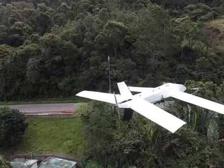 Des Drones prélèvent et transportent des Echantillons Médicaux à Madagascar