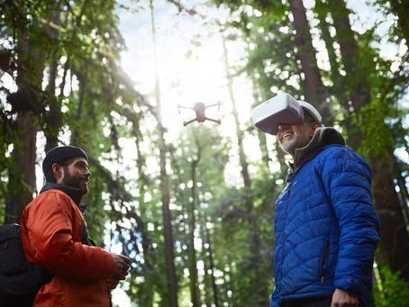 Volez à bord de votre drone : DJI dévoile ses propres lunettes FPV