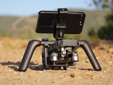 PolarPro transforme le drone DJI Mavic Pro en caméra portable