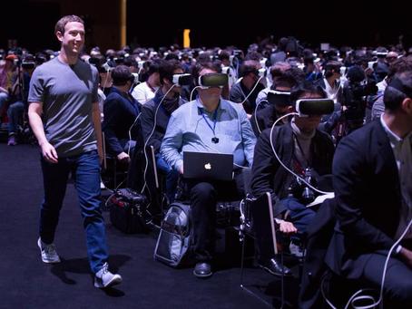 Facebook construit sa réalité virtuelle avec un caméra vidéo de rêve, et donne libre-cours à la créa