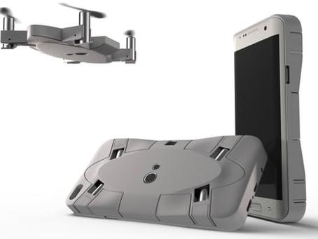 Selfy le Drone qui transforme l'appareil photo de votre smartphone