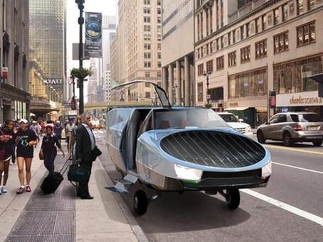 La voiture volante CityHawk entre en phase de développement à grande échelle