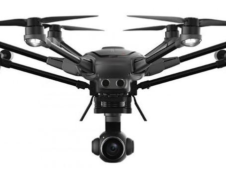 Yuneec lance une gamme de drones rafraichie avec le H Plus au ces 2018