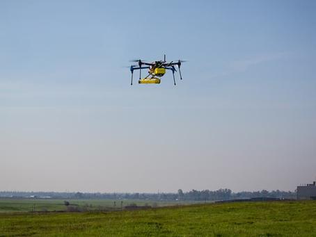 Un Drone utilise La technologie initiée pour explorer Mars pour détecter des fuites de méthane sur T