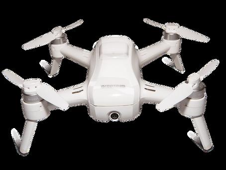 Le Drone Compact YUNEEC Breeze vous permet des Selfies 4K du ciel