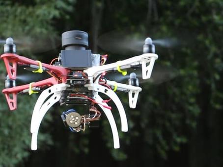 Un capteur de balayage Laser Offre une Cartographie Abordable pour drones et robots.